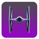 darkness, ship, space, star, starwars, wars icon