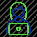 employer, start, startup, up icon