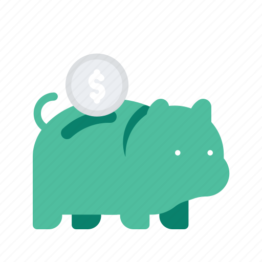 bank, business, piggy, savings, start, startup, up icon