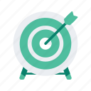 bullseye, business, start, startup, target, up icon