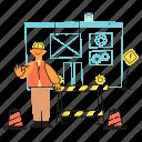 page, hard, product, development, build, worker, hat, under, web, ui, construction