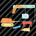 site, builder