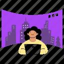 virtual, tour