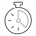alarm, limit, schedule, stopwatch, time, timer icon