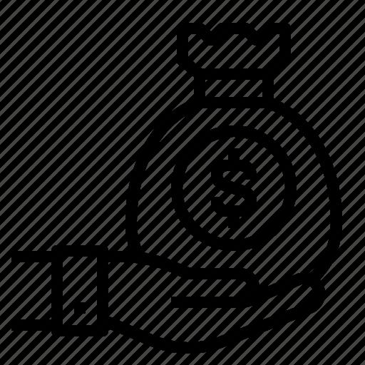 capital, money, venture icon