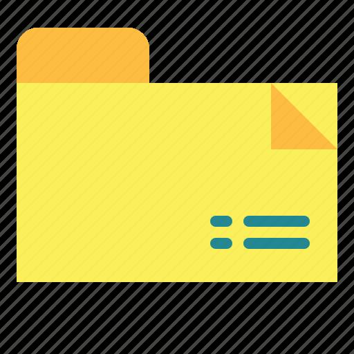 data, file, folder, material, office icon