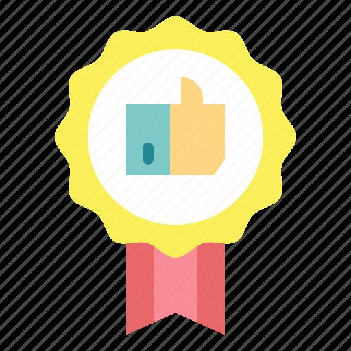 award, like, medal, reward, winner icon