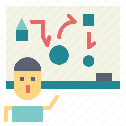 planning, sport, strategy, tactics icon