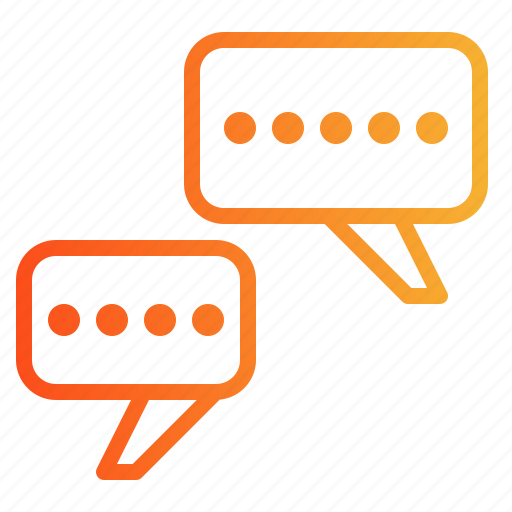 Bubble, chat, comment, conversation, message, speech icon - Download on Iconfinder