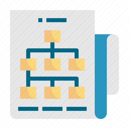 planning, process0a, strategy, workflow icon