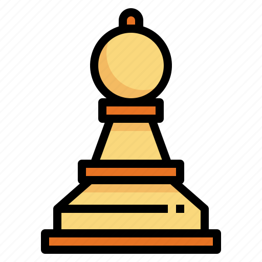 business, chess, management, planning, strategy icon
