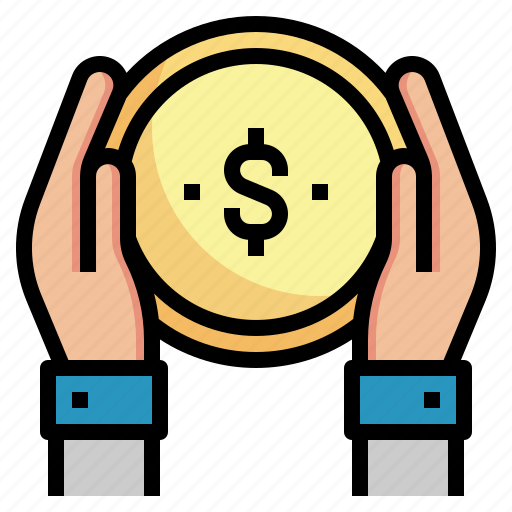 capital, funding, investment, loan, money, venture icon