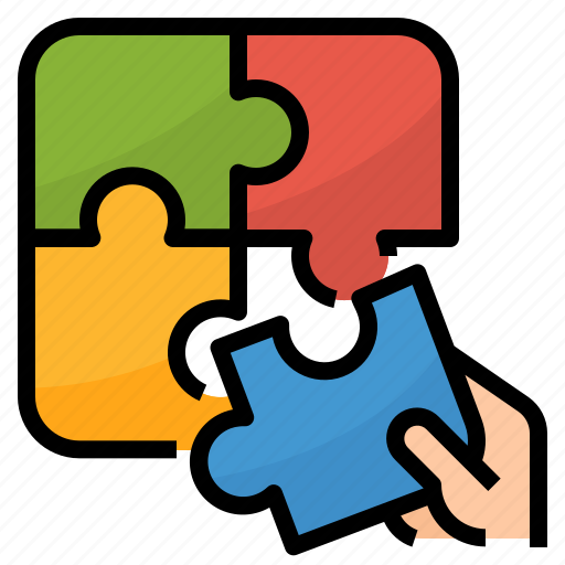 Business, company, jigsaw, puzzle, solution icon - Download on Iconfinder
