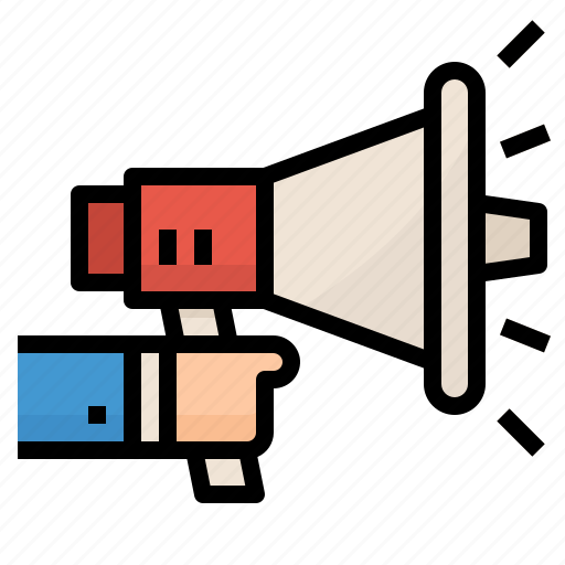 Advertising, marketing, megaphone, strategy icon - Download on Iconfinder