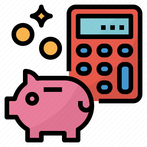 calculate, investment, management, money icon