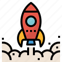 business, rocket, spaceship, startup, strategy