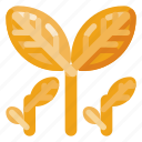 business, creative, growing plants, industry, internet, media, startup icon