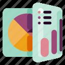business, creative, industry, internet, media, presentation, startup icon