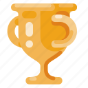 business, creative, industry, internet, media, startup, trophy icon