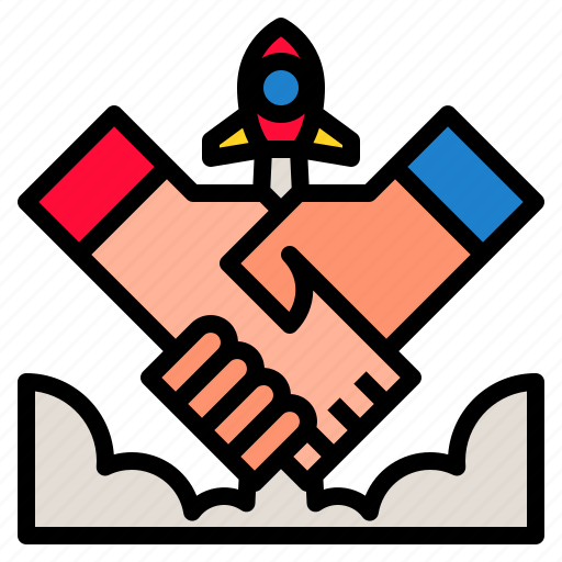 Agreement, deal, hand, handshake, partnership icon - Download on Iconfinder
