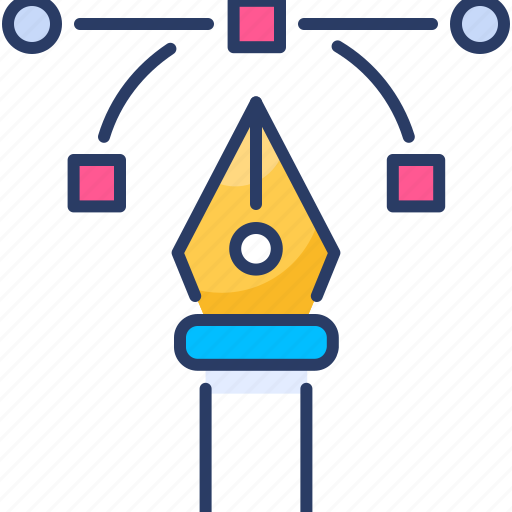 Abstract, application, design, illustration, pen, pencil, tools icon - Download on Iconfinder
