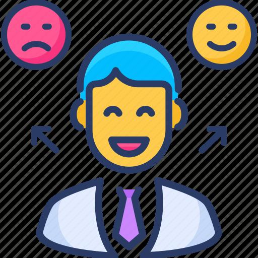 customer, feedback, get, listen, rating, satisfaction, understand icon