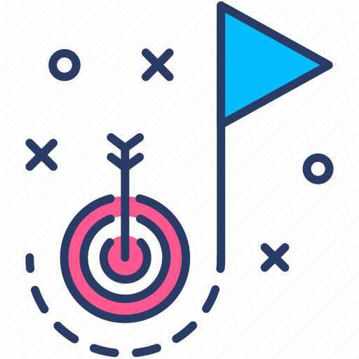 Goal target, marketing, plan, seo, startup, strategy icon - Download on Iconfinder
