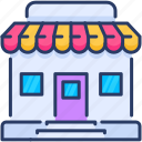building, buy, ecommerce, market, shop, shopping, store icon