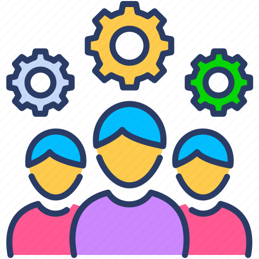 Businessmen, colleagues, employees, group, staff, team, teammates icon - Download on Iconfinder