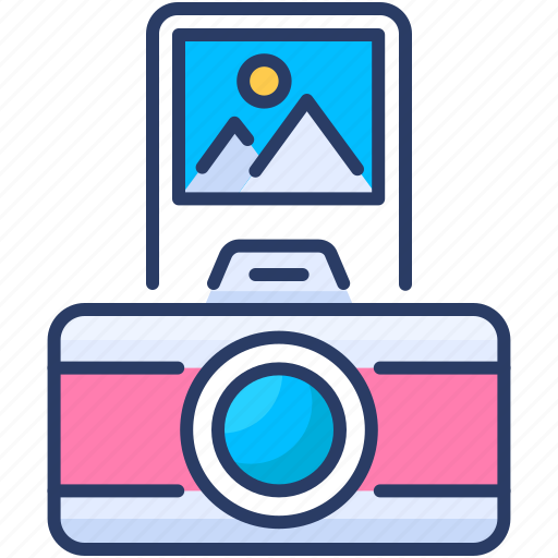 Camera, image, photography, picture, print, still icon - Download on Iconfinder