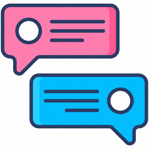 Chat, communication, media, messaging, text, texting icon - Download on Iconfinder