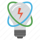 creative idea, cognitive approach, light bulb, creative thinking, imagination icon
