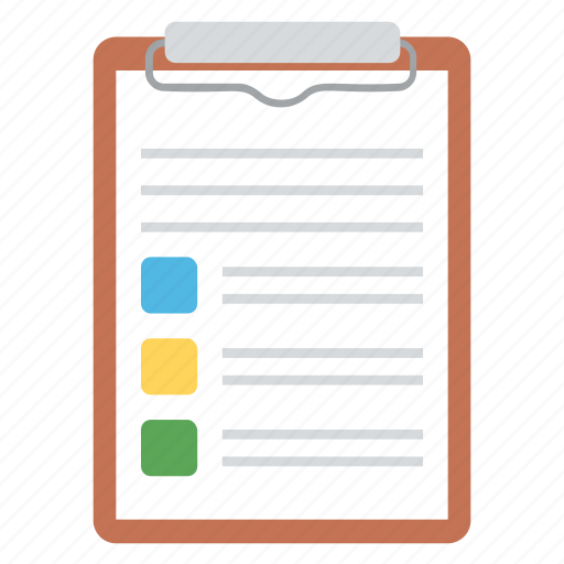 approved list item, checklist, task agenda, to do list, work management icon