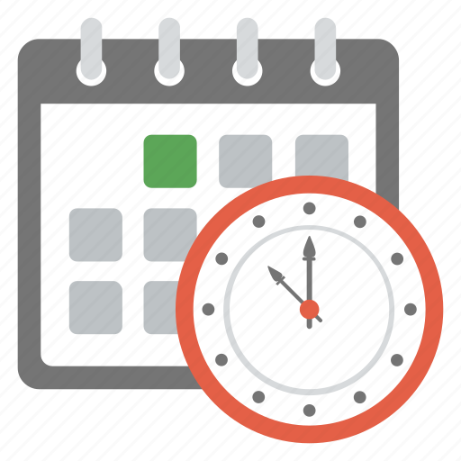 appointment, event management, schedule planning, timeframe, timetable icon
