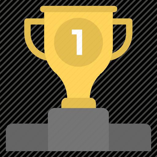 award ceremony, leaderboards, winner trophy, winners pedestal, winners podium icon