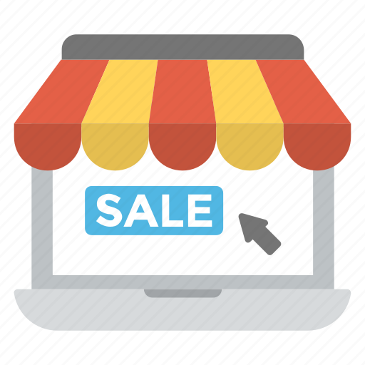 buy online, digital marketing, ecommerce sale, online sale, shopping website icon