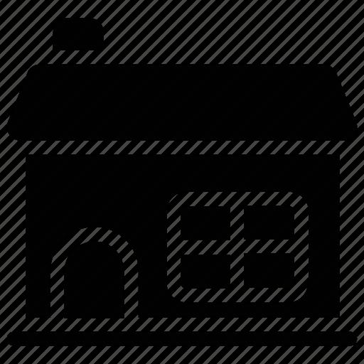 cottage, farmhouse, home, house, hut icon