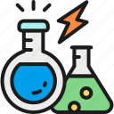chemical, equipment, experiment, flask, lab, laboratory, startup icon