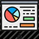 billboard, graph, presentation, start, startup, training, whiteboard