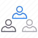 avatars, employee, group, team, users icon