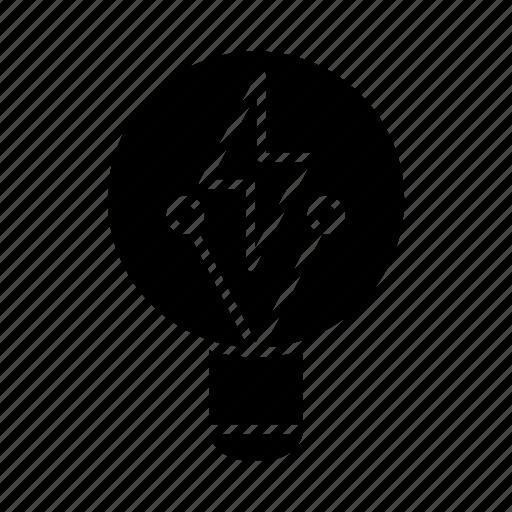 bulb, business, concept, idea, light, seo, startup icon