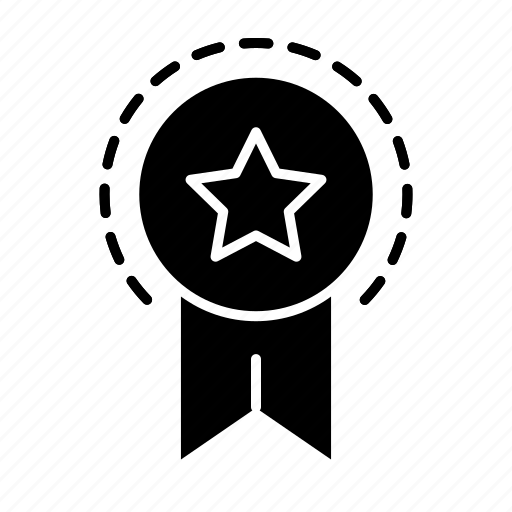 badge, business, reward, seal, star, startup, winner icon