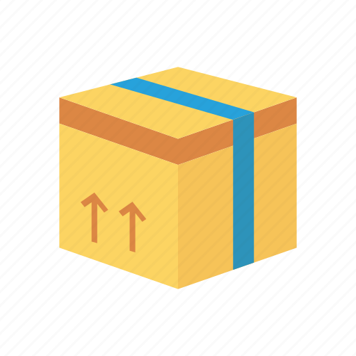 box, cargo, delivery, package, parcel icon