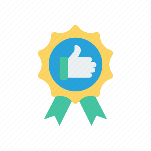 award, badge, prize, quality, sticker icon