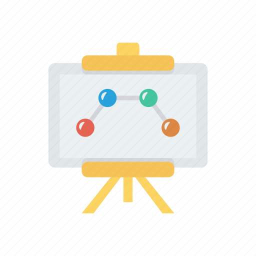 analytic, board, chart, graph, presentation icon