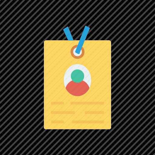 card, employee, id, identity, nationality icon
