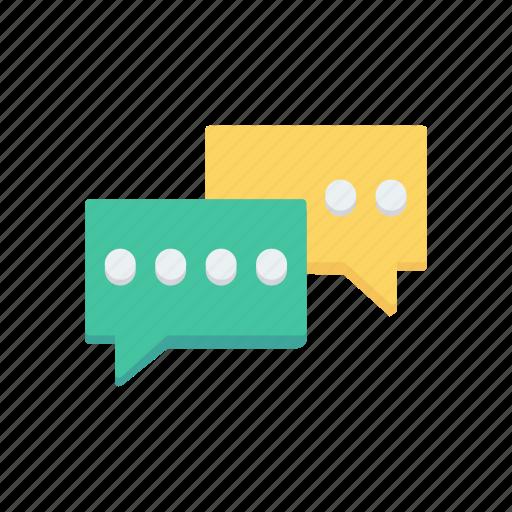 bubble, cash, conversation, discussion, messages icon