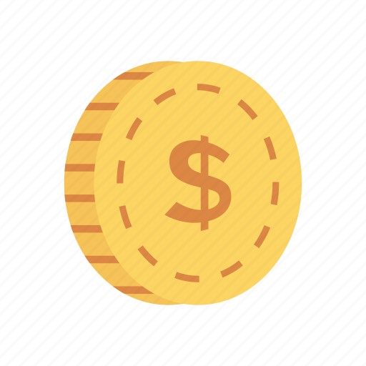 cash, coin, dollar, earing, money icon