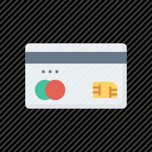 card, credit, debit, pay, saving icon