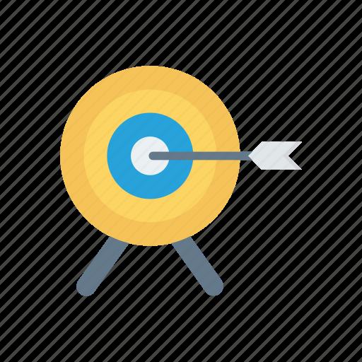 board, dart, game, goal, target icon